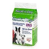 IRIS Neat 'n Dry Premium Pet Training Pads, Extra Large, 23.5' x 35.5', 50 Count