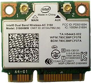 Intel Dual Band Wireless-AC 3160
