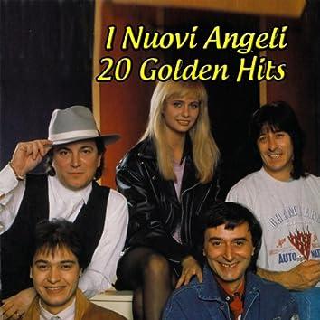 I nuovi angeli 20 golden hits