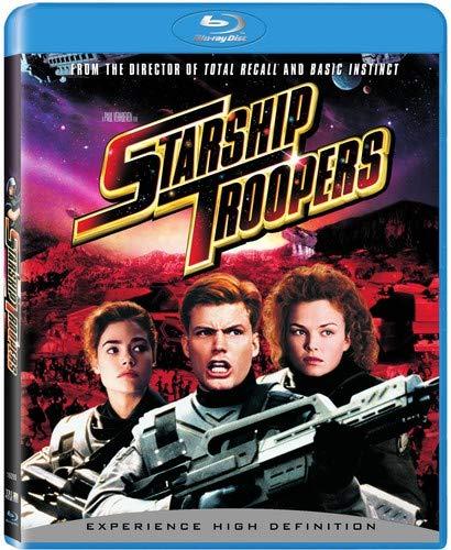 Starship Troopers (+ BD Live) [B...