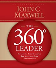 By John C. Maxwell The 360 Degree Leader Facilitator Guide [Paperback]