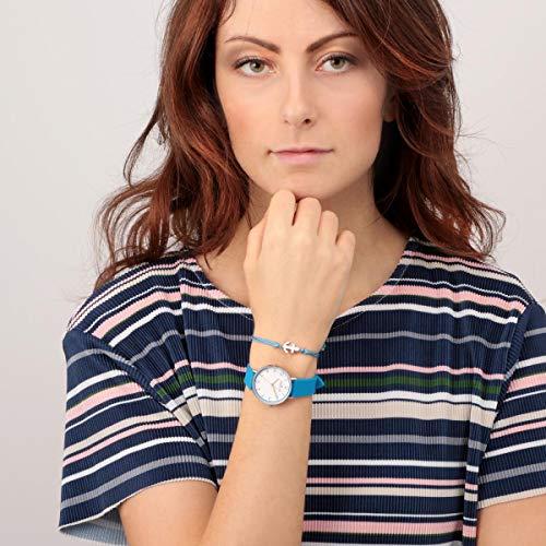 Morellato Orologio da donna, Collezione Sensazioni Summer, in acciaio,silicone - R0151158512