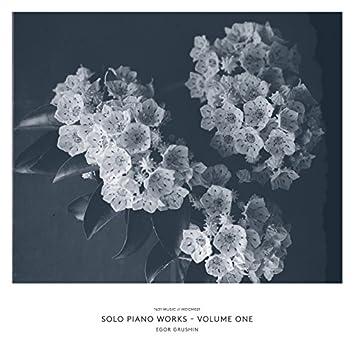 Solo Piano Works Vol. One