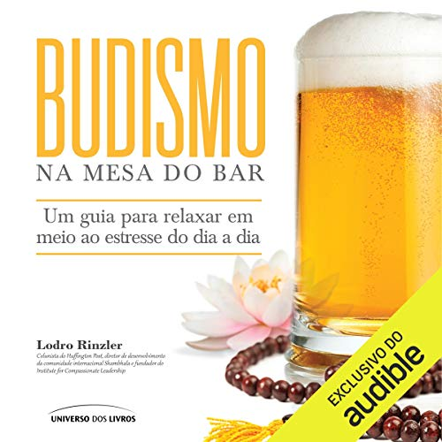 Couverture de Budismo na mesa do bar [Buddhism at the Bar Table]
