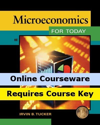 MindTap Economics Max 65% OFF for Tucker's Microeconomics Today High quality Edi 8th