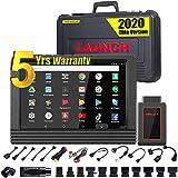 LAUNCH X431 V PRO Bi-Directional Full System OBD2 Scanner,Key Programming,Reset Functions ABS Bleeding,TPMS,EPB,SAS,DPF,BMS,ECU Coding,Injector Coding, Full Connector Kit