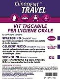 Zoom IMG-1 clinodent travel kit di igiene