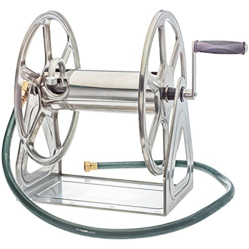Liberty Garden Products 709-S2 Hose Reel,...