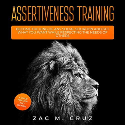 Assertiveness Training  By  cover art