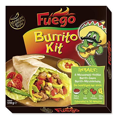 Fuego Burrito Dinner Kit, 510 g