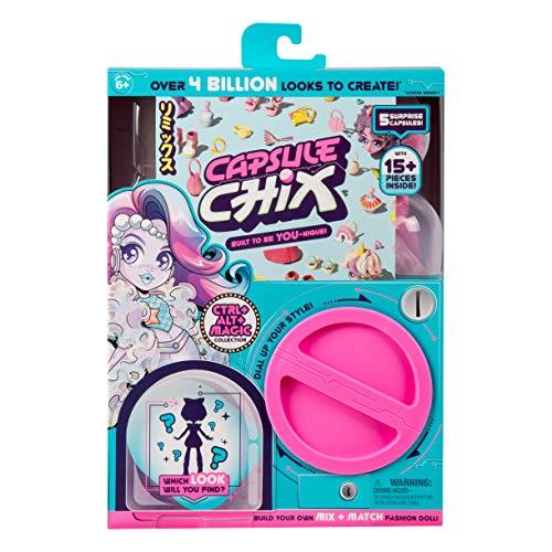 Capsule Chix Doll - Ctrl + ALT + Magia