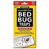 HARRIS Bed Bug Glue Traps