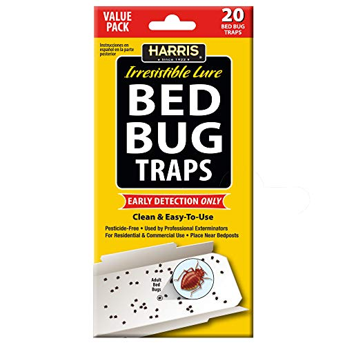 Harris Bed Bug Traps  Parent 20Pack