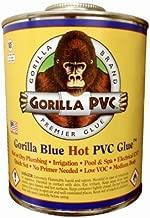 TRUE VALUE 16102 Blue 16 oz Hot PVC Glue