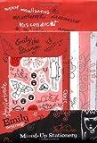 Emily's Mixed-Up Stationery (Emily the Strange Stationery Set, Gift for Emily the Strange Fan)