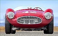 マセラティ1953スパイダーポスタースポーツカー11x17平行輸入