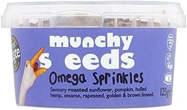 Munchy Seeds Omega Sprinkles Tub - 125g