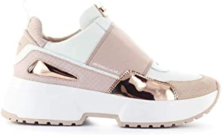 Luxury Fashion Womens 43T9CSFP3D187 Pink Slip On Sneakers | Fall Winter 19