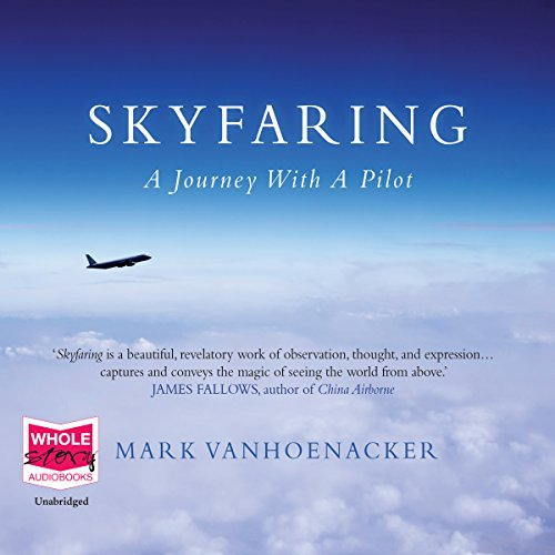 Skyfaring audiobook cover art