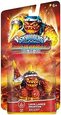 Skylanders SuperChargers Skylander - Lava Lance Eruptor (PS4/Xbox One/Xbox 360/Nintendo Wii/Nintendo Wii U/Nintendo 3DS)
