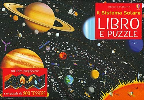 Il sistema solare. Ediz. a colori. Con puzzle