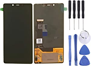 O3 Screen Replacement LCD Screen and Digitizer Full Assembly for Xiaomi Mi 8 SE (Black) BeiCa (Color : Black)