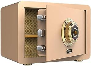 JBAMQ Wall Safes Fingerprint Safe Home Office Anti-Theft Safe Invisible Safe Box Bold Lock Bolt Anti-Smashing Cabinet (Siz...