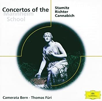 Richter / Stamitz / Filtz / Cannabich: Concertos of the Mannheim School