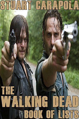 The Walking Dead Book Of Lists (English Edition)