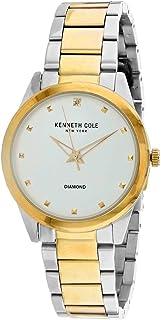 Kenneth Cole Men 's KC50938004 Quartz Silver Watch