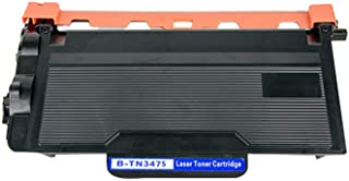 Toner Cartridge, Easy Toner Design Ink Cartridge, Printer Accessories, Suitable for Brother TN3475 Toner Cartridge MFC-L5755DW MFC-L6700DW MFC-L6900DW, can Print About 20000 Pages