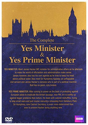Yes Minister and Yes Prime Minister - Complete Collection [DVD] [1980]
