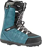 Nitro Snowboards - Scarponi da snowboard da uomo Thunder TLS '20 All Mountain Freeride Freestyle, con allacciatura rapida, 27.0