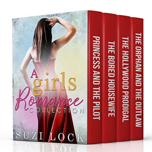 The Girls Romance Collection audiobook cover art
