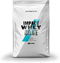 Myprotein Impact Whey Isolate, Chocolate Brownie, 5.5 pounds