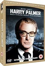 harry palmer films on dvd