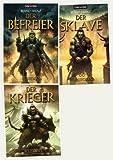 Blutorks, 3 Bände : Der Krieger, Der Sklave, Der Befreier