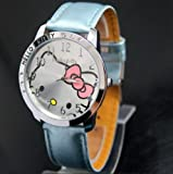 Hello Kitty Large Face Quartz Watch