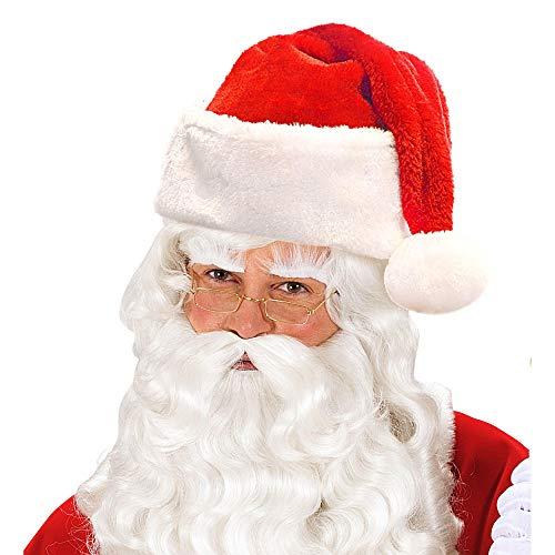 Widmann 15012 Chapeau de Père Noël Mixte Adulte, Taille unique