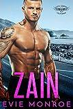 Zain (Steel Cobras MC Book 6)