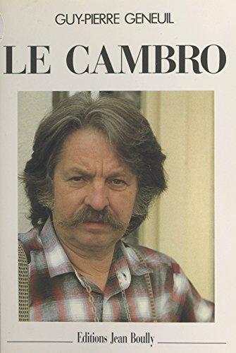 Le Cambro (French Edition)