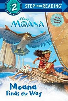 Moana Finds the Way  Disney Moana   Step into Reading