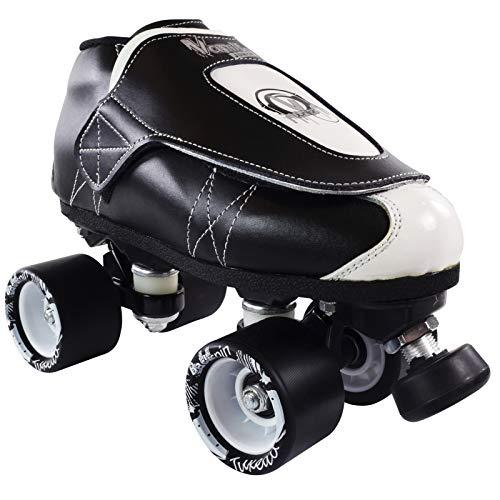 VNLA Vanilla Jr. Tuxedo Quad Speed Roller Jam Skates (Mens 7 / Ladies 8)