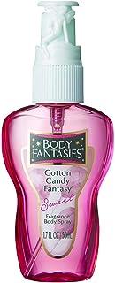 BODY FANTASIES(ボディファンタジー) ボディファンタジー コットンキャンディー ボディスプレー 50mL