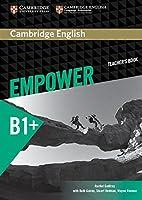 Cambridge English Empower Intermediate Teacher's Book