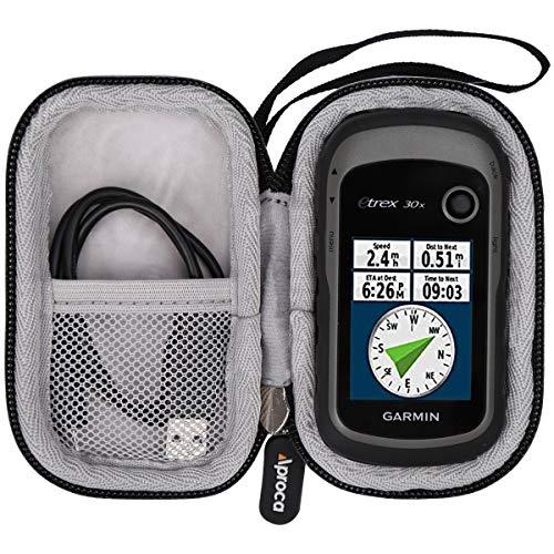 Aproca - Funda rígida para Garmin eTrex 30x GPS de mano al aire libre/Garmin inReach Mini