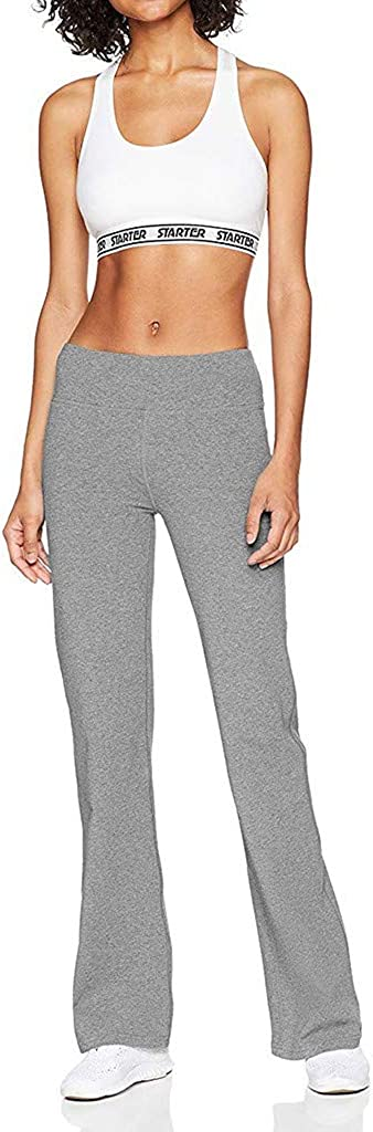 Litetao Women's Slim Fit Bottom Pant Casual Loose Soft Solid Color Sport Pants Straight Lounge Running Workout Legging