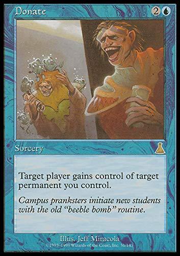 Magic: the Gathering - Donate - Urza's Destiny