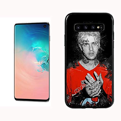 MQST Samsung Galaxy S10 case You'll Love Me Emo Rap Lil Music peep for Samsung Galaxy S10 Case,PC Material Hard Case Never Fade