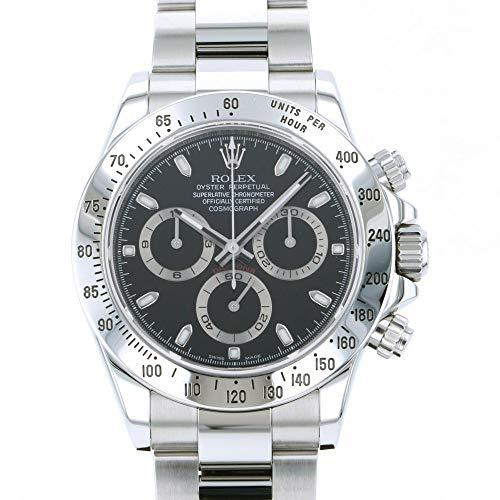ロレックス ROLEX デイトナ 116520 中古 腕時計 メンズ (W190265) [並行輸入品]